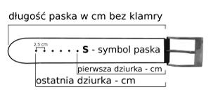 symbol paska
